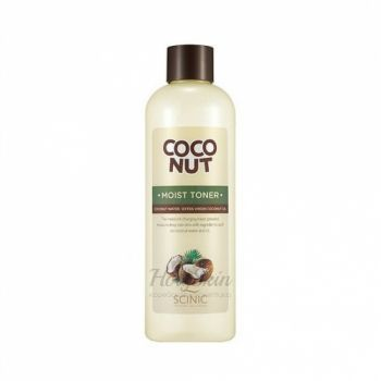 Coconut Moist Toner