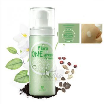 Flora One Green Essence Mizon купить