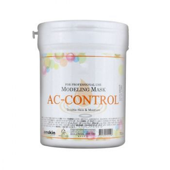 AC Control Modeling Mask (Container) Anskin