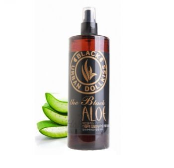 Urban DollKiss The Black Aloe Soothing Gel Mist купить