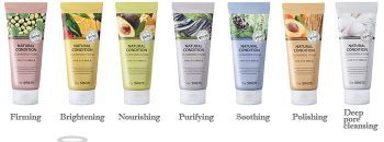 Natural Condition Cleansing Foam The Saem отзывы