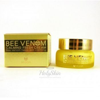 Bee Venom Calming Fresh Cream description