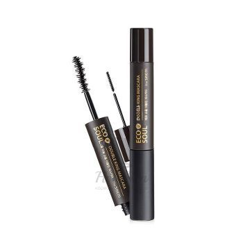 Eco Soul Double King Mascara description