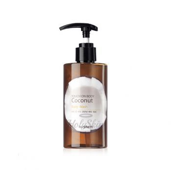 Touch On Body Coconut Body Wash