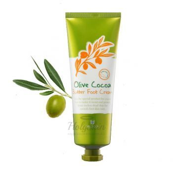 Olive Cocoa Butter Foot Cream отзывы