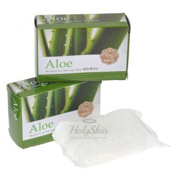 Fresh Aloe Soap