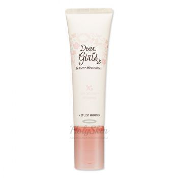 Dear Girls Be Clear Moisturizer Etude House отзывы