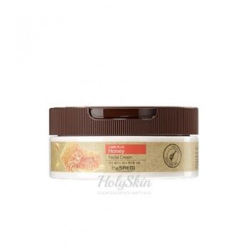 Care Plus Honey Facial Cream купить