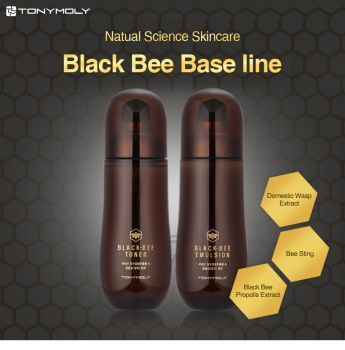Black Bee Emulsion Tony Moly отзывы