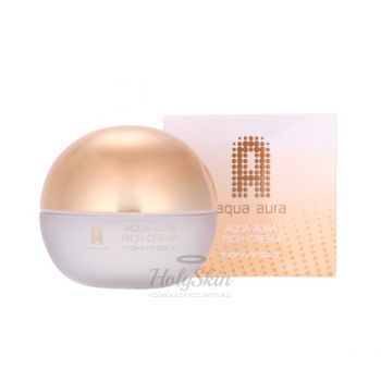 Aqua Aura Rich Cream description