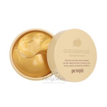 Gold and Snail Hydro Gel Eye Patch