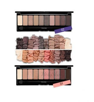 Pro Beauty Personal Eyes Palette отзывы