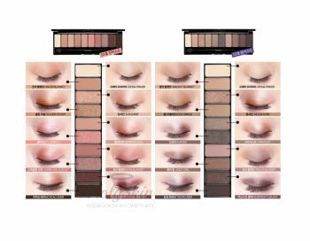 Pro Beauty Personal Eyes Palette Holika Holika купить