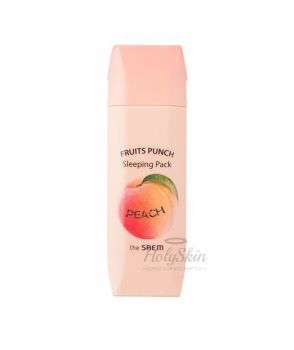 Fruits Punch Peach Sleeping Pack