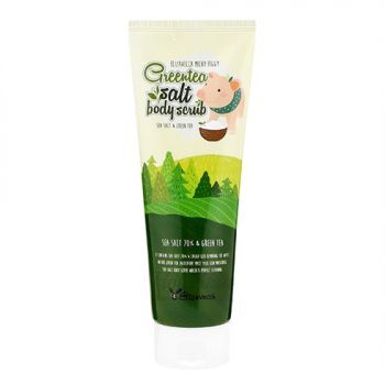 Greentea Salt Body Scrub