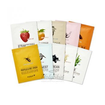 Beauty In a Food Mask Sheet