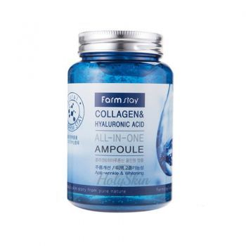 All In One Collagen and Hyaluronic Ampoule Farmstay