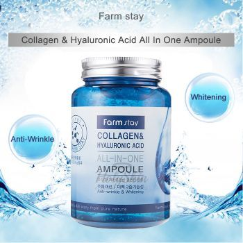 All In One Collagen and Hyaluronic Ampoule отзывы