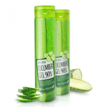 10 in 1 Real Cucumber Gel 90% The Yeon  купить