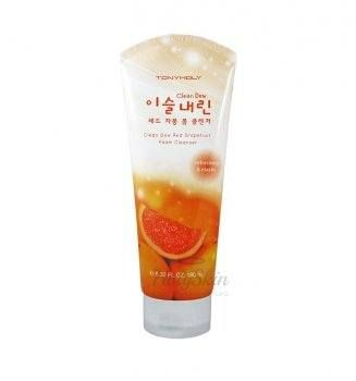 Clean Dew Red GrapeFruit Foam Cleanser Tony Moly отзывы