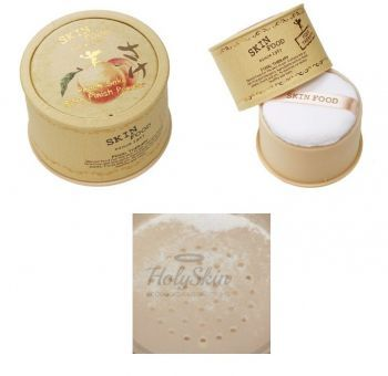 Peach Sake Silky Finish Powder description