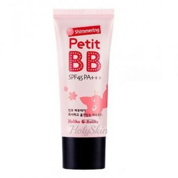 Petit BB Cream SPF45 PA+++ Shimmernig description
