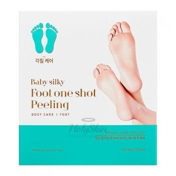 Baby Silky Foot One Shot Peeling Holika Holika
