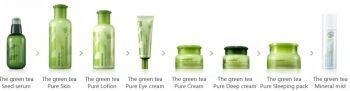 Green Tea pure Skin отзывы
