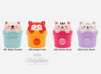 Lovely Meex Mini Pet Perfume Hand Cream The Face Shop