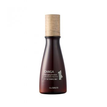 Chaga Anti-aging Emulsion The Saem