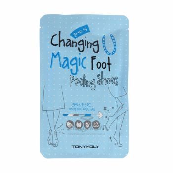 Changing U Magic Foot Peeling Shoes Tony Moly