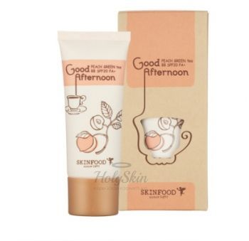 Good Afternoon Peach Green Tea BB Cream SKINFOOD купить