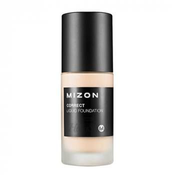 Correct Liquid Foundation Mizon отзывы