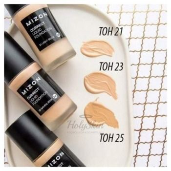 Correct Liquid Foundation Тональная основа