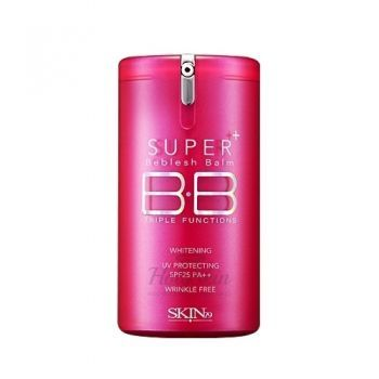 Super Plus Beblesh Balm Triple Functions Hot Pink