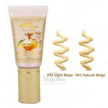 Peach Sake Pore BB Cream SKINFOOD