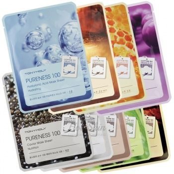 Pureness 100 Mask Sheet купить