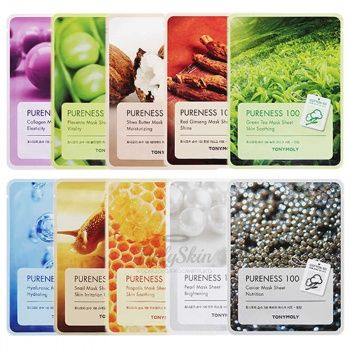 Pureness 100 Mask Sheet отзывы