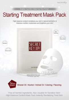 Starting Treatment Mask Pack Secret Key