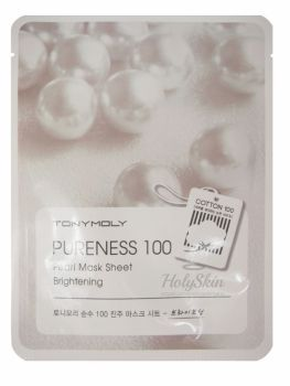 Pureness 100 Pearl Mask Sheet