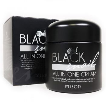 BLACK Snail All In One Cream отзывы