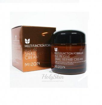 All IN ONE SNAIL Repair cream купить