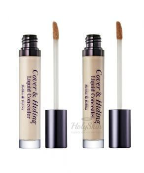 Cover & Hiding Liquid Concealer