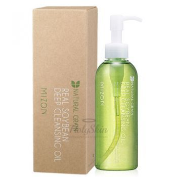 Real SoyBean Deep Cleansing Oil Mizon