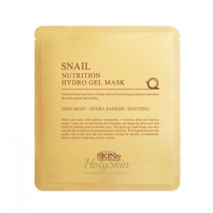 Snail Nutrition Hydro Gel Mask Skin79 купить