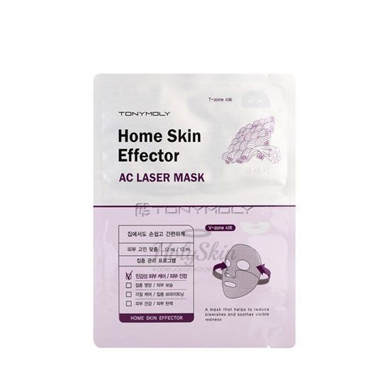 Home Skin Mask Effector (AC Laser) Tony Moly