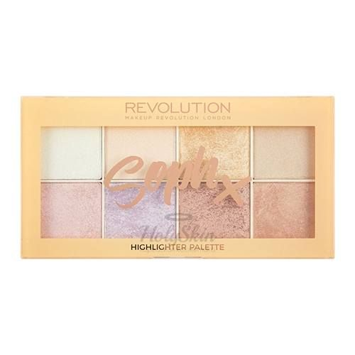 Палетка хайлайтеров MakeUp Revolution — Soph X Highlighter Palette
