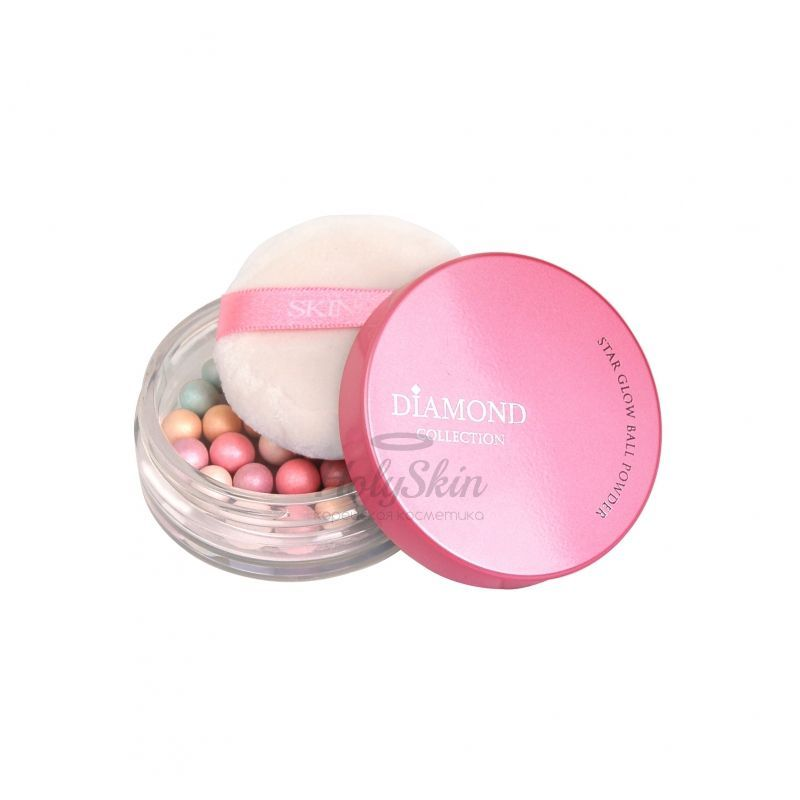 Diamond Collection Star Glow Ball BB Powder Skin79