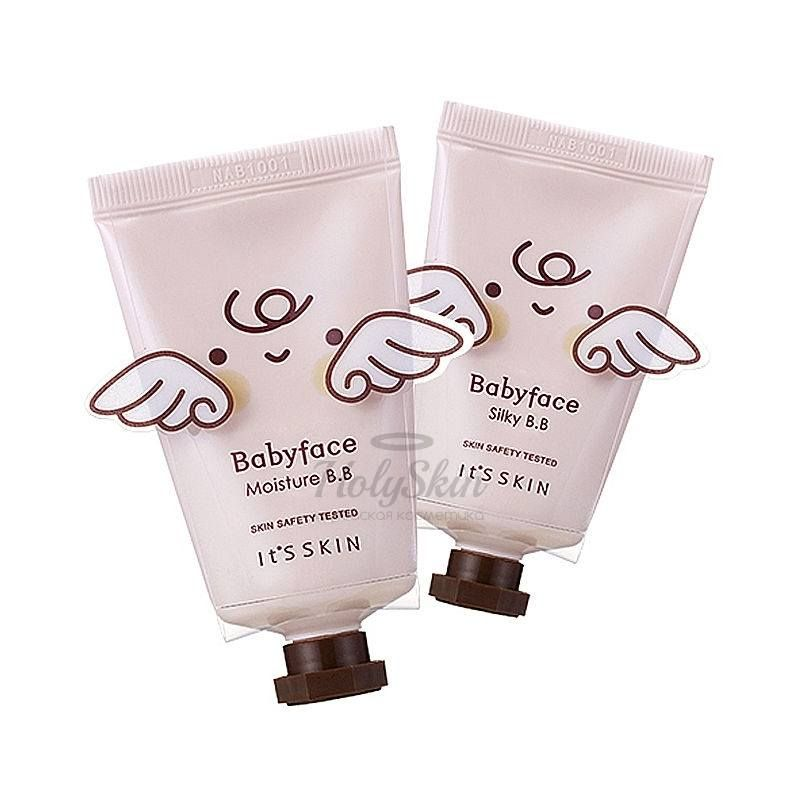 Купить Универсальный ББ-крем It's Skin, Babyface BB Cream, Южная Корея