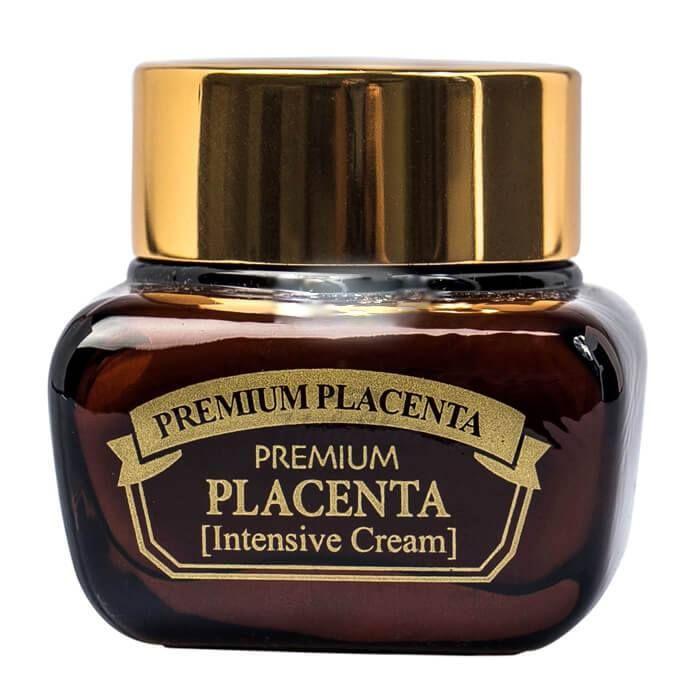 Купить Антивозрастной крем с плацентой для зрелой кожи 3W Clinic, Premium Placenta Intensive Cream, Южная Корея
